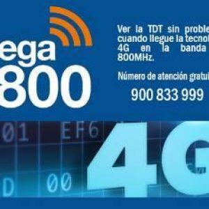 El 31 de mayo acaba el plazo para solicitar la solución gratuitas por afectación en la TDT por la implantación de 4G en Chipiona