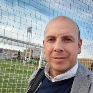 Alejandro Florido anuncia que Pedro Curtido será el director deportivo del Chipiona CF