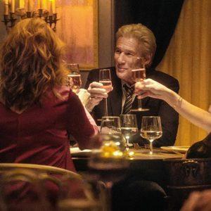 «La Cena» con Richard Gere y Laura Linney