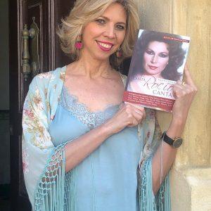 Hoy 1 de junio en el XIV aniversario de la muerte de Rocio Jurado vuelve su biografía Canta Rocío Canta a todas las librerías de España