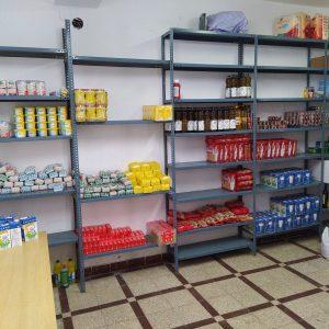 Las familias atendidas en Chipiona casi no se elevaron en la última semana