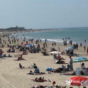 Las playas de Chipiona tendrán un aforo máximo de algo más de 60.000 personas
