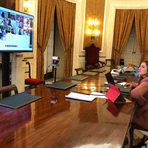 El Pleno de Diputación aprueba la recuperación de actuaciones del Plan de Obras y Servicios por una cuantía de 6 millones de euros