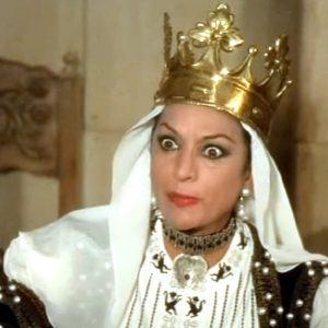 Lola Flores, en «Juana la loca, de vez en cuando»