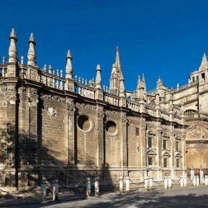 Canal Sur TV emitirá el funeral por las víctimas del coronavirus en la Catedral de Sevilla