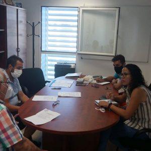 Club Caepionis y Delegación de Deportes buscan fórmulas para hacer posible el Open de Ajedrez Ciudad de Chipiona