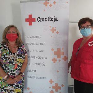 Cruz Roja Chipiona comienza nueva etapa y prosigue con su programa de empleo previsto para doscientas personas