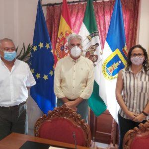 CAND Chipiona y Ayuntamiento firman un código de conducta ambiental presentado por el club