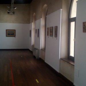 'Pintar con maderas' de Antonio Rodríguez, abre las puertas en el Castillo la primera muestra veraniega