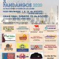20 cantaores participan en un concurso de fandangos de la Peña José Mercé cuyas preliminares comienzan mañana