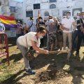 Avanza la fase de exhumación en Jimena con la localización de restos de diez represaliados