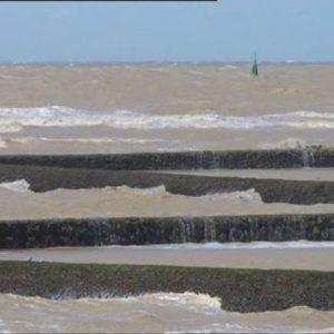 Jarife lanza un llamamiento a respetar los corrales de pesquería de Chipiona ante el aumento de la presión estival