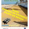 El histórico Torneo de petanca Playa de Regla arranca el lunes con las imprescindibles medidas preventivas