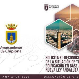 Pepe Mellado anuncia una campaña para difundir nuevas posibilidades en materia de regularización de viviendas