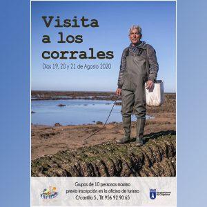 Las visitas guiadas a los corrales de pesquería de Chipiona vuelven la próxima semana