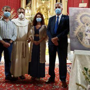 El cartel conjunto de Ayuntamiento y Santuario anuncia ya unas Fiestas de Regla marcadas por la pandemia