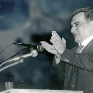 «Placido Fernández Viagas. Donde habite el olvido», una figura clave en 1977