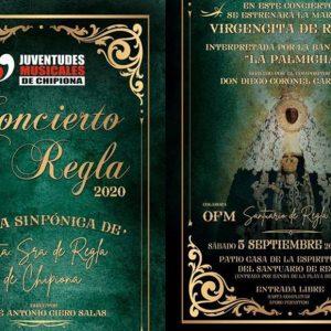 Expectación por el estreno este sábado de la marcha 'Virgencita de Regla' en el concierto de la Banda Nuestra Señora de Regla
