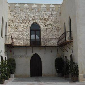 Tano Guzmán confía en la subvención del 1,5 Cultural para asegurar el futuro del Castillo de Chipiona