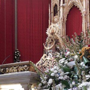 Mañana tendrá lugar una ofrenda floral con medidas especiales en la que participarán 45 entidades