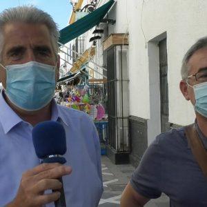 Luís Mario Aparcero y Pepe Mellado anuncian que el lunes comenzará la tercera fase de la rehabilitación de Isaac Peral