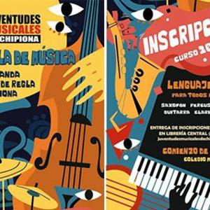 Juventudes Musicales retoma las clases de la Escuela de Música Nuestra Señora de Regla de Chipiona a partir de octubre
