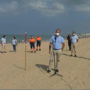 Lucas Díaz: Cerramos una temporada alta de playas complicada, pero satisfactoria a pesar de la pandemia