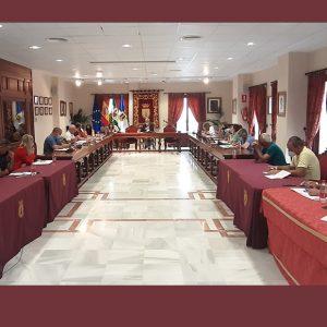 El Pleno acuerda como días de fiesta local para el próximo año el 22 de febrero y el 8 de septiembre