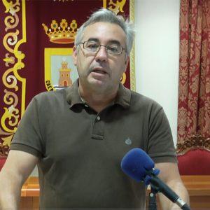 El delegado de Urbanismo se congratula del apoyo a su propuesta para regular la implantación de establecimientos de juego