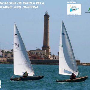 Las aguas de Chipiona acogen el próximo fin de semana un Campeonato de Patín a Vela organizado por el CAND y la Federación Andaluza de Vela