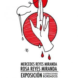 La sala de Espacio Vacío ofrece desde hoy la muestra conjunta 'Fuego', de Mercedes y Rosa Reyes Miranda