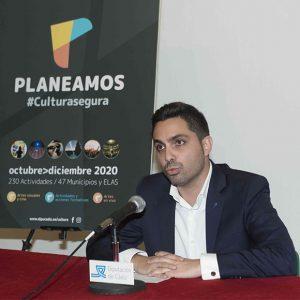 Chipiona contará en noviembre con cuatro  actividades culturales del programa Planeamos, recuperado por Diputación