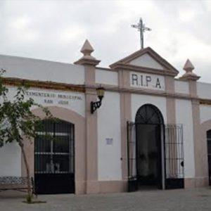 José Luis Barriga avanza las recomendaciones para mantener la seguridad en el cementerio de cara a los días de los Santos y los difuntos