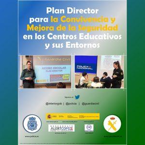 Subdelegación pone en marcha el Plan Director de convivencia y seguridad en los centros educativos adaptándolo a las necesidades sanitarias