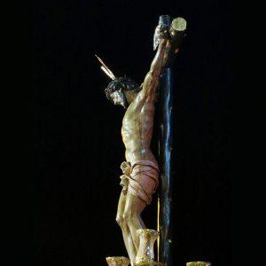 La pandemia también marca decisivamente los actos de la Hermandad del Cristo en conmemoración del 1 de noviembre