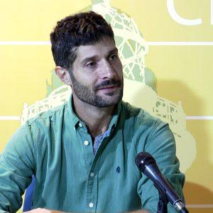 Tano Guzmán anuncia cambios de fecha y horario en actividades del Otoño Cultural chipionero por el adelanto del toque de queda