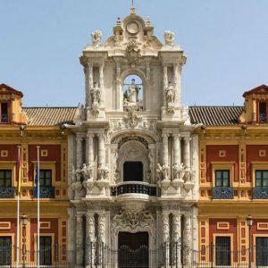 Documental andaluz sobre la historia del Palacio de San Telmo, en ATV