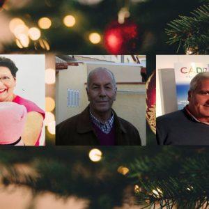 Carmen Acuña, Francisco Mellado y Sebastián Tirado representarán a los Reyes Magos en una Navidad chipionera marcada por la pandemia