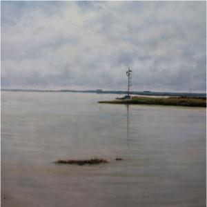 El pintor chipionero Bartolomé Junquero obtiene un nuevo galardón en el Premio Internacional de pintura Eugenio Hermoso
