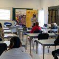 10 personas participan desde hoy en un curso de Fademur que sirve de presentación en Chipiona del programa Ruraltivity