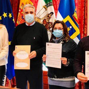 Ayuntamiento de Chipiona y Acitur firman el convenio de una subvención a la entidad empresarial