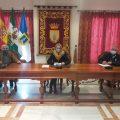 Comercio y ACITUR trabajan en un plan de actuaciones para potenciar el tejido comercial y hostelero de Chipiona