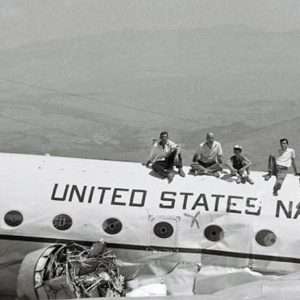 «Los héroes de Sierra Nevada», la historia del accidente aéreo