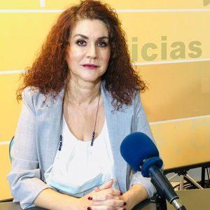 Isabel María Fernández anuncia los concursos de disfraces y coplas de carnaval lanzados por la Delegación de Fiestas