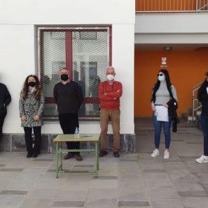 Entregadas las llaves de siete viviendas públicas del Matadero a los adjudicatarios