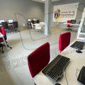 Comienza el montaje de un centro Guadalinfo en Chipiona que podría estar funcionando en un par de meses