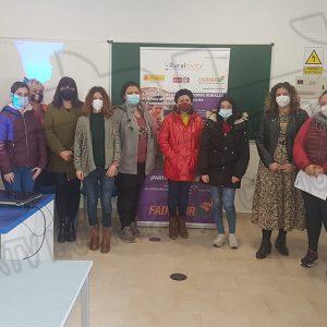 Diez mujeres de Chipiona participan en un taller del Proyecto Ruraltivity de empoderamiento de la mujer en el entorno rural