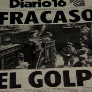Los 40 años del golpe de Estado del 23-F, en «Los Reporteros»