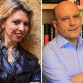 Los periodistas José Antonio Zarzalejos y Marina Bernal, en «Despierta Andalucía»