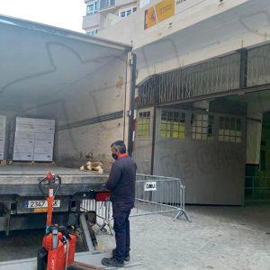 El Ayuntamiento de Chipiona recibirá 27.801 mascarillas de un nuevo reparto del Gobierno entre municipios y colectivos vulnerables de la provincia